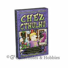 NEW Chez Cthulhu Card Game Steve Jackson CoC Lovecraft