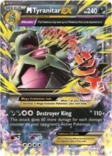 M TYRANITAR EX 43/98 - XY ANCIENT ORIGINS POKEMON SUPER RARE CARD - IN STOCK