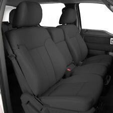 2013 2014 Ford F 150 Xlt Super Crew Cab Katzkin Leather Seat Gray Steel F150 New