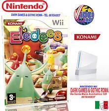 ELEDEES GIOCO NUOVO PER NINTENDO Wii EDIZIONE ITALIANA PAL MULTILINGUA KONAMI