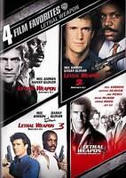 4 Film Favorites: Lethal Weapon (DVD, 2007, 2-Disc Set,)