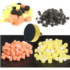 150PCS 25mm Sponge Polishing Buff Wax Pads M6 Buffing Wheel For Car Polishers