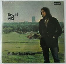 MILLER ANDERSON - Bright City - NEW REIS UK PROG 1971 DERAM ex-KEEF HARTLEY BAND
