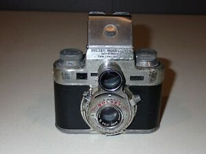 """BOLSEY C22 One of the Only 35mm TLR's and the Smallest """"Full Frame"""" Ever Made"""