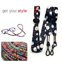 Beautiful high quality Retro Neck Cord Strap Holder For Glasses Sunglasses UK