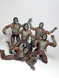 x1 ZOMBIE Marvel Legends ToyBiz Rare Monster 2004 action figure loose box set