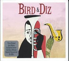 Charlie Parker & Dizzy Gillespie - Bird & Diz - 3 Original Albums 3CD NEW/SEALED