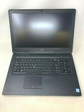 Dell Precision 7710 i7-6820HQ 2.7GHz 8GB RAM 256GB SSD Win10Pro *M3000M *Scratch