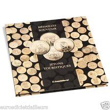 Album Numismatique PRESSO pour Médailles Touristiques - LEUCHTTURM