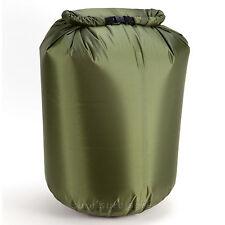 Vert militaire 80L dry sack sac Imperméable Sac Pli canoë kayak voile bateau Radeau Swim