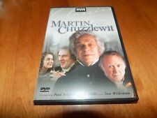 MARTIN CHUZZLEWIT CHARLES DICKENS TV England UK Paul Scofield BBC Classic DVD