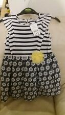 GIRLS SUMMER DRESS GEORGE 4-5 YEARS NEW WITH TAGS FULLY LINED