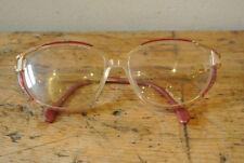 Cat Eye Metal & Plastic Frame Original Vintage Spectacles