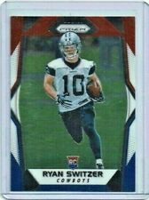 0d5d752f395 RYAN SWITZER - 2017 Panini Prizm Red White & Blue SP RC #227 GEM MINT