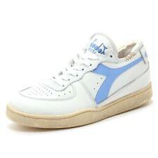 2209AD sneakers uomo DIADORA HERITAGE MI BASKET ROW CUT vintage shoes men