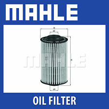 Mahle Oil Filter OX399D - Fits Saab 9-3, Vauxhall Vectra - Genuine Part