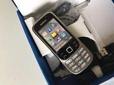 Nokia  6303i - Silber (Ohne Simlock)100% Original!! Neu!!!