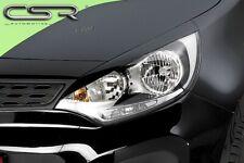 CSR Scheinwerferblenden für Kia Rio 3 UB ab 2011- Böser Blick Blenden Set ABS