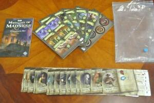 MANSIONS OF MADNESS Second Edition CONVERSION KIT Board Game