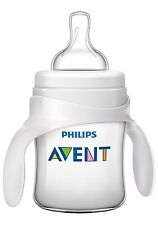 Philips Avent SCF625/02 Classic and Bottle To Cup Trainer Kit,125 ml 4 months+