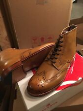Grenson Sharp Brogue Boot Boots Supreme Men's US Size 12 UK Size 11