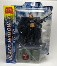 Marvel Select Black Widow 2 Collector Edition Action Figure 2002 Carded
