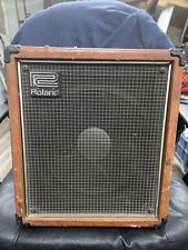 Roland Cube-40 Guitar Amp  Retro Vintage Orange 1980s