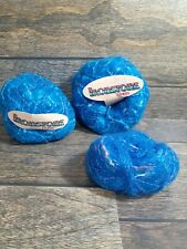 New listing Ironstone Yarns Vermont Tweed Mohair Lot Of 2+ Skein Balls Blue Multi Color 50g