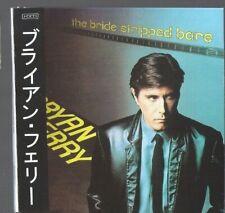 The Bride Stripped Bare by Bryan Ferry Roxy Music CD RARE UK MINI LP CD + OBI