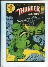 """THUNDER AGENTS #15 - """"COLLISION COURSE!"""" - (4.5) 1967"""