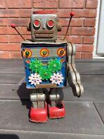 SH Japan Gear Robot - Vintage Original - For Spares Or Repairs