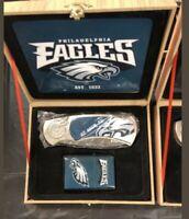 philadelphia eagles logo knife and lighter set NFL team logo football NICE!