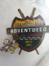 Pin 30813 Wdw - Ak - Adventures in Pin Trading Logo Donald Duck Disney Le 1200