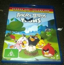 Angry Birds Toons : Season 1 : Vol 1 (Blu-ray, 2013)