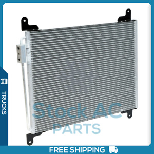 A/C Condenser for Freightliner 106, Business Class M2, M2 100, M2 106, M2 112..
