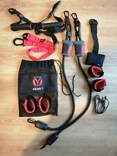 Hyfit Gear 1 Fitness System With Bluetooth Home Workout Resistance Band Smart