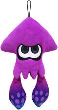 New Little Buddy Splatoon Plush Series (1436) Purple Inkling Squid Stuffed Plush