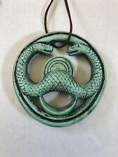 New ListingConan the Barbarian Snake Medallion Movie Prop Replica