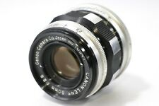 *Excellent+++* CANON 50mm f2.8 Leica screw mount L39 LTM From JAPAN