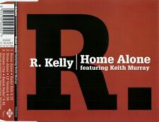 R. KELLY FEAT. KEITH MURRAY : HOME ALONE / CD - TOP-ZUSTAND