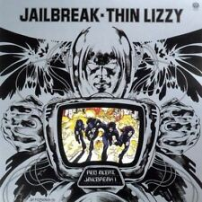 THIN LIZZY jailbreak (CD, album, 1987 issue made in West Germany) hard rock