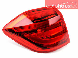 MERCEDES-BENZ GL-CLASS LEFT OUTER TAIL LIGHT REAR LAMP GL550 GL350 GENUINE OE