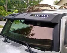 visor roof with DRL light for hummer h3