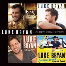 4 Album Collection [4 CD], Luke Bryan, Good CD