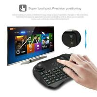 X3 Wireless Mice Controller Mini Keyboard with Touchpad Air Mouse Remote Control