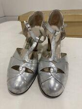 Original Vintage Ladies Evening Shoes Jl Hudson