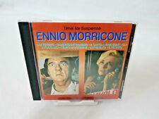 ENNIO MORRICONE - TIME FOR SUSPENCE - CD Musicale USATO GARANTITO