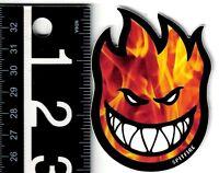 SPITFIRE FIREBALL STICKER Spitfire Wheels 3 in x 2.1 in Skateboard Decal