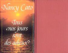 Tous nos jours sont des adieux // Nancy CATO // Australie // Romanesque