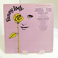 "1975 Streisand ""Funny Lady"" Original Soundtrack Arista ALB6-8347 Mint Stereo LP"